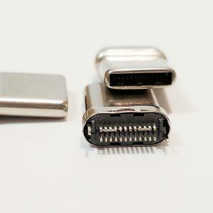 USB Type C Plug Extruded Type - BPC