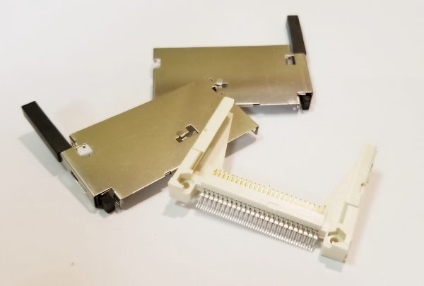Compact Flash Host Connector and Ejector Cover - CFZD