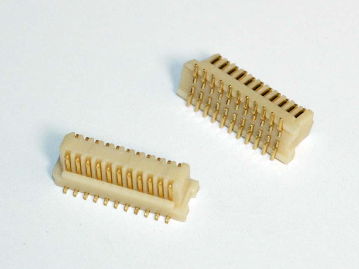 Micro Pitch Interconnect Plug - MPA5