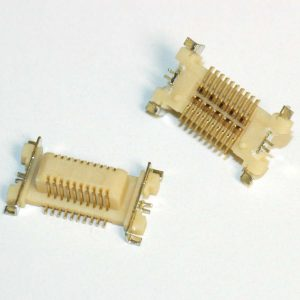Micro Pitch Interconnect Plug - MPAS01