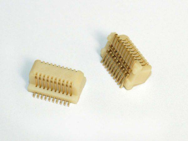 Micro Pitch Interconnect Plug - MPAS1