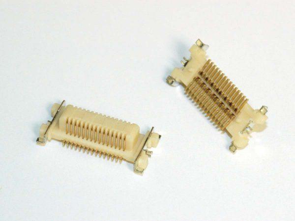 Micro Pitch Interconnect Plug - MPAS3
