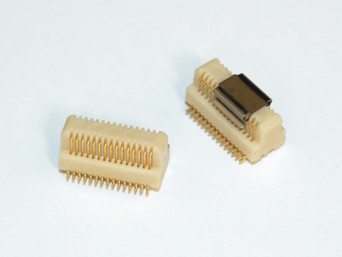 Micro Pitch Interconnect Plug - MPAS4