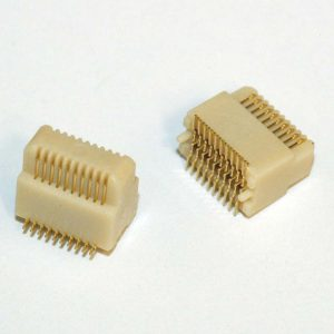 Micro Pitch Interconnect Plug - MPAS6