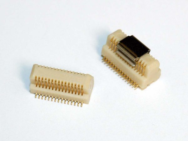 Micro Pitch Interconnect Plug - MPAS8