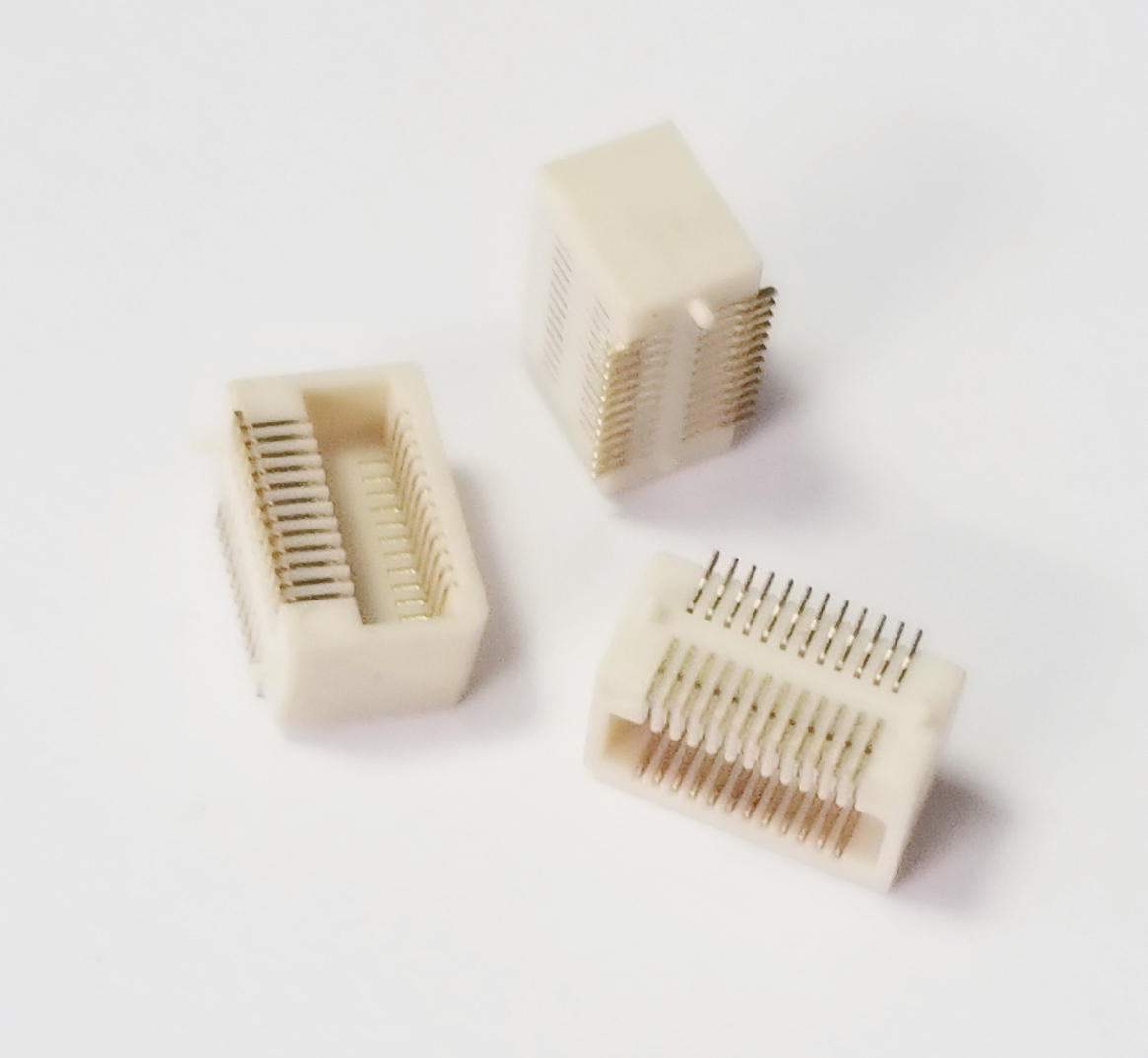 Micro Pitch Interconnect Socket - MPBR1