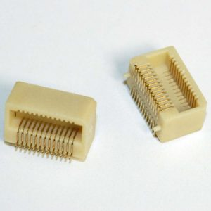 Micro Pitch Interconnect Socket - MPBR1