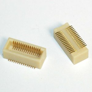 Micro Pitch Interconnect Socket - MPBS2