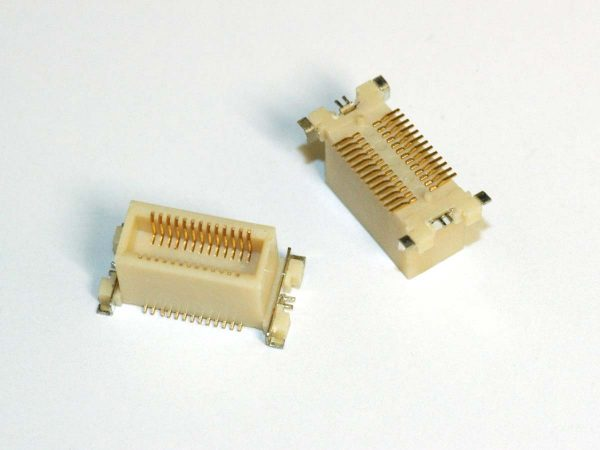 Micro Pitch Interconnect Socket - MPBS4