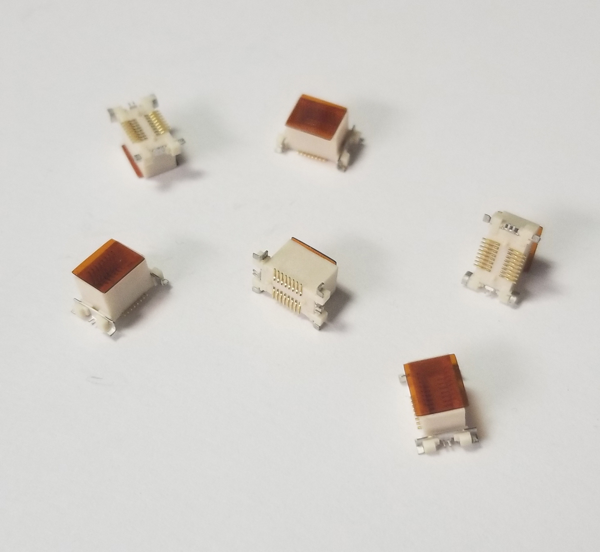 Micro Pitch Interconnect Socket - MPBS5