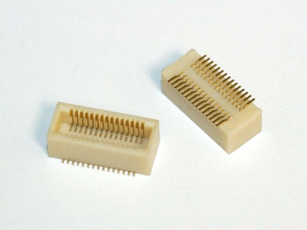 Micro Pitch Interconnect Socket - MPBS6