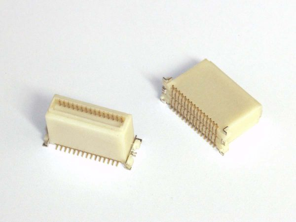 Micro Pitch Interconnect Socket - MPGS1