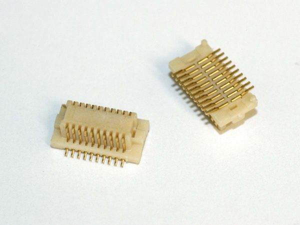 Micro Pitch Interconnect Plug - MPGSX