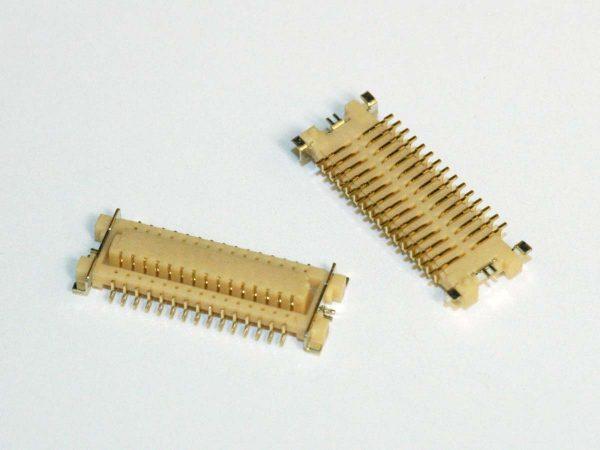 Micro Pitch Interconnect Socket - MPH8
