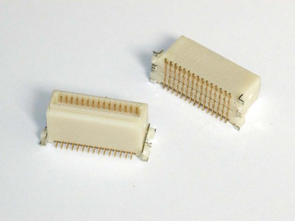Micro Pitch Interconnect Socket - MPHS1