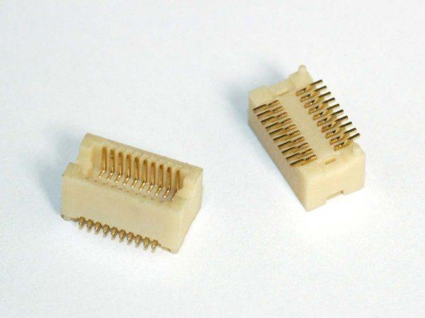 Micro Pitch Interconnect Socket - MPHSX