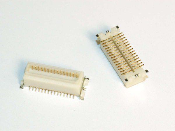 Micro Pitch Interconnect Socket - MPJ8