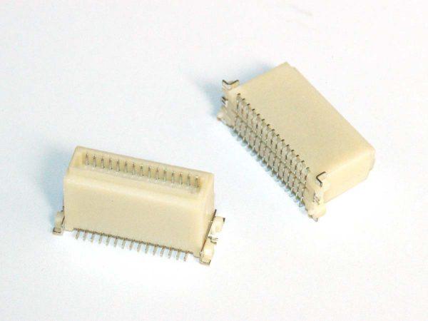 Micro Pitch Interconnect Socket - MPL8