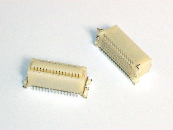 Micro Pitch Interconnect Plug - MPQ8