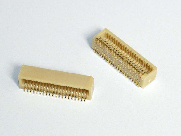 Micro Pitch Interconnect Socket - MPVR1