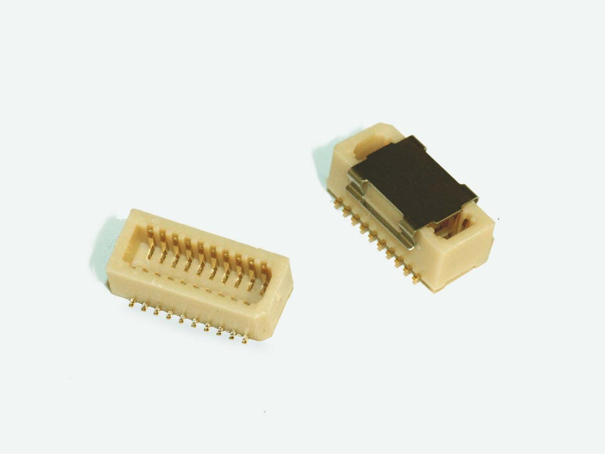 Micro Pitch Interconnect Socket - MPVS01