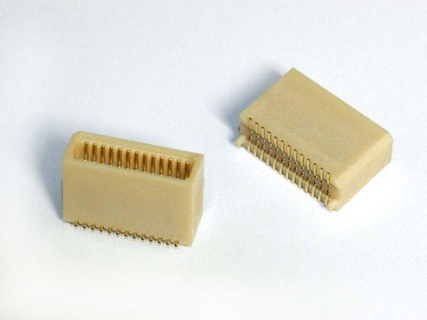 Micro Pitch Interconnect Socket - MPVS8