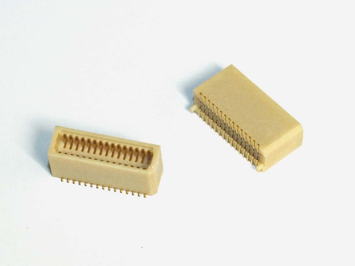 Micro Pitch Interconnect Socket - MPVS9