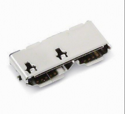 Micro USB 3.0 Receptacle DIP - BPM