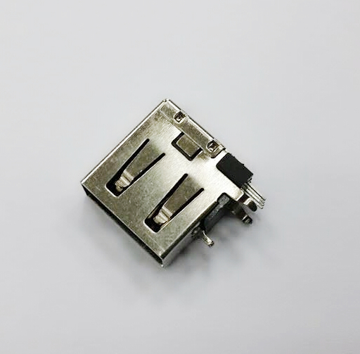USB Type A 2.0 Vertical Right Angle - BPOA-2345