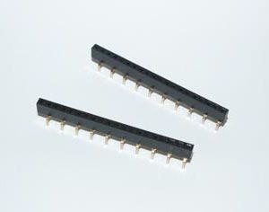 Multiple P.C.B Dual Entry Socket  - PBFY