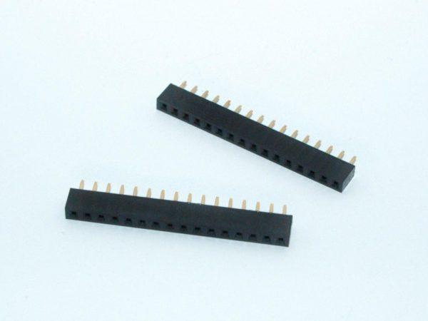 Female Header 5mm x 2.54mm - PDFY