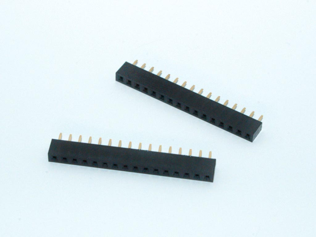 Female Header 5mm x 2.54mm - PDFY