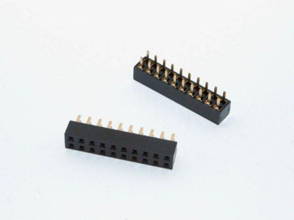 Female Header 5mm x 5.08mm - PDFZ