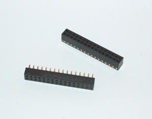 Female Header Dual Socket - PTFZ