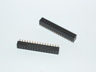 Female Header Dual Socket - PTFZ