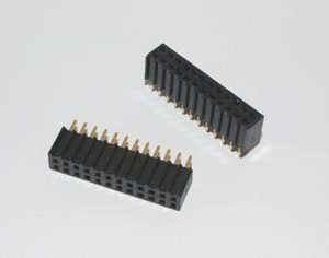 Female Header Dual Socket - PWFZ