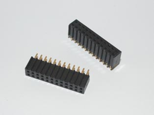 Female Header Dual Socket - PWFZ