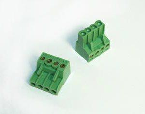 Pluggable Terminal Block Screw & Clamp Type - RPEW-3.81