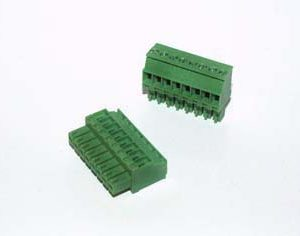 Pluggable Terminal Block Side Entry Screw & Clamp Type - RPGH-3.81