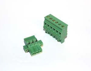 Pluggable Terminal Block Side Entry Screw & Clamp Type - RPGH-5.08