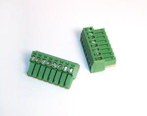 Pluggable Terminal Block Screw & Clamp Type - RPGQ-3.81
