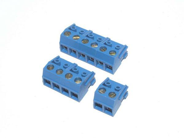 Pluggable Terminal Block Dovetailed - RPGS-5.0
