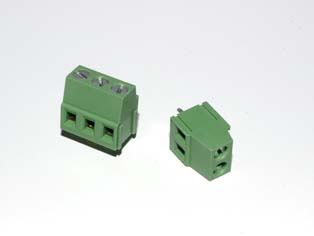 Rising Clamp Screw Terminal Block - TBBW-5.00