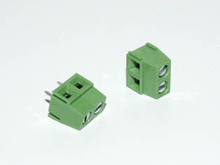 Single Screw Terminal Blocks - TBBX-5.08